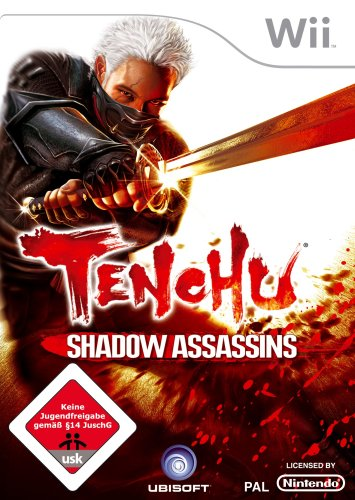 Ubisoft Tenchu: Shadow Assassins - [Nintendo Wii]