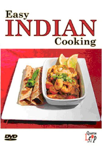 Easy Indian Cooking [DVD] 1