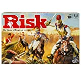 HASBRO EUROPE TRADING BV Risk Game - Strategiespiel [UK Edition]