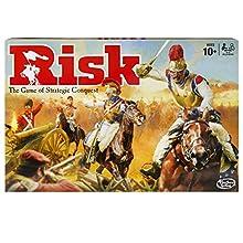 Hasbro Gaming Risk Game Board