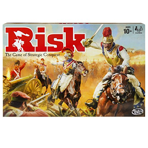 Hasbro Gaming Risk Board Game