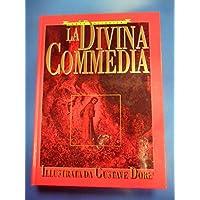 DIVINA COMMEDIA ILLUSTRATA DA GUSTAVE DORÉ GRANDE FORMATO CARTONATO 1986