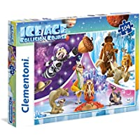 Clementoni - Puzzle 104 piezas ice age collision : friends´ til the end (27964)