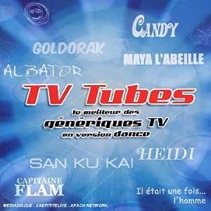 Tv Tubes : le meilleur des génériques tv en version dance [Import anglais]