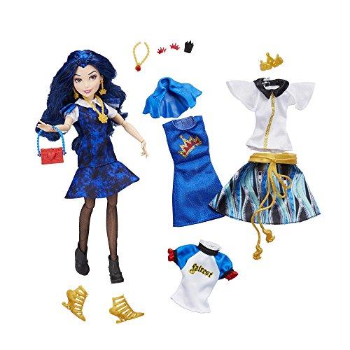 Hasbro–b9149–Nachkommen 14615Glockenwecker–Königin der Mode (Evie Kostüm Disney)