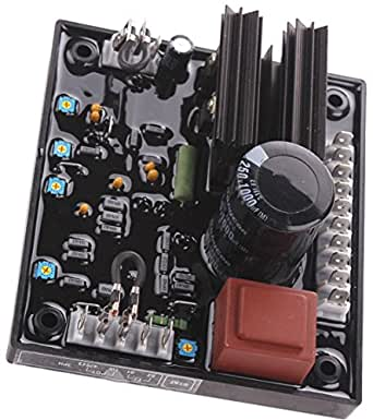 new automatic voltage regulator avr r438 for leroy somer amazon in rh amazon in R 438 Leroy Somer AVR 438
