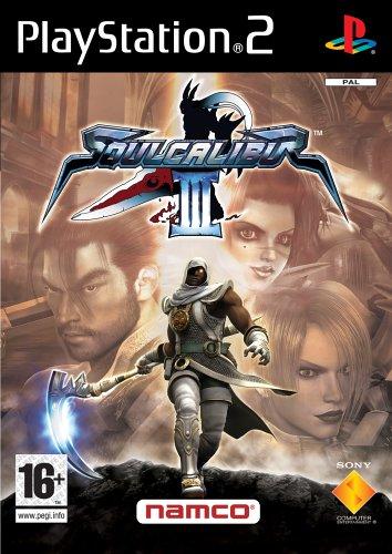 Soul Calibur III UK - Playstation 2 - PAL