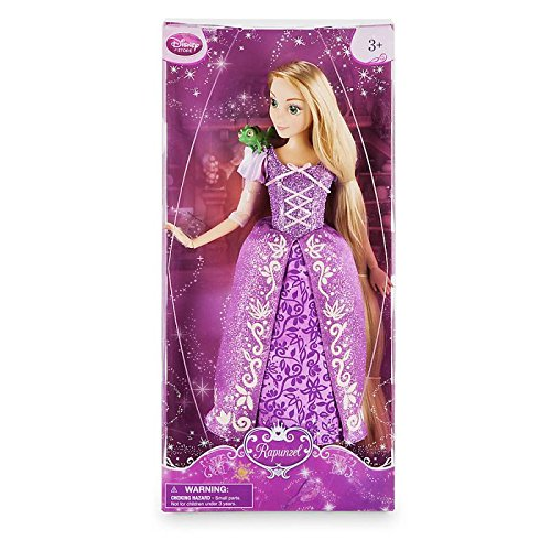 sic Doll with Pascal 12 by Disney (Rapunzel Pascal Spielzeug)