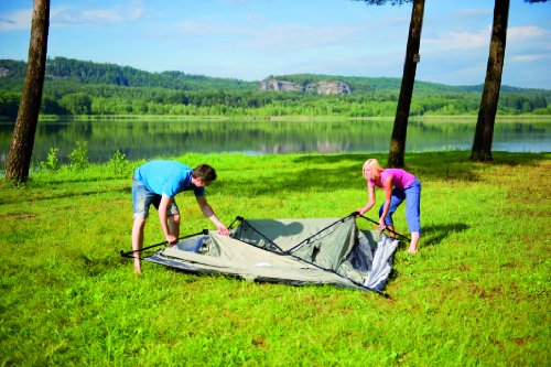 Coleman Water Repellent ... & Coleman Water Repellent Instant Tourer Unisex Outdoor Pop-up Tent ...