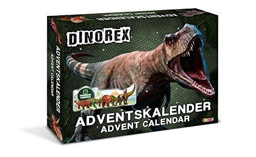 CRAZE Adventskalender DINOREX Dinosaurier 2019