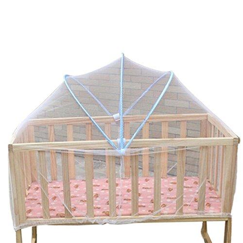 Preisvergleich Produktbild Gemini _ Mall® Universal Baby Wiege Bett Mosquito Nets Sommer Baby Safe gewölbte Moskitonetz, zufällige Farbe, Zufällige Farbauswahl, Einheitsgröße