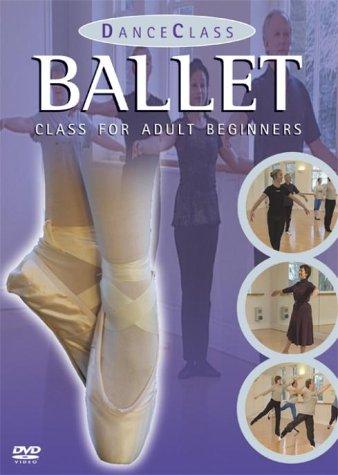 Ballet Class For Adult Beginners  DVD