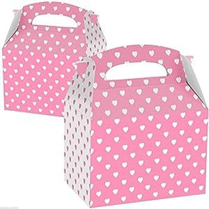 Amscan International-997422corazones partido caja de alimentos