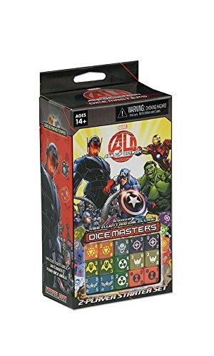 Preisvergleich Produktbild Marvel Dice Masters: Age of Ultron Starter Set