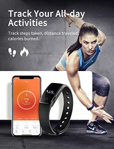 Zoom IMG-3 mpow smart braccialetto fitness tracker