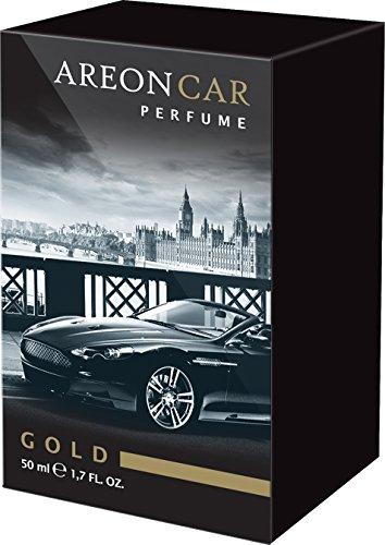 Produktbild Lufterfrischer Areon LUX Parfüm Gold 50ml.