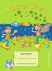 Mathe-Stars - Regelkurs: 5. Schuljahr - Übungsheft: Mit Lösungen