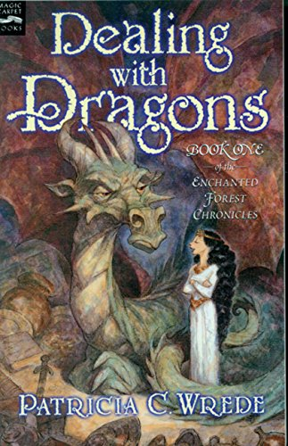 Buchseite und Rezensionen zu 'Dealing with Dragons: The Enchanted Forest Chronicles, Book One' von Patricia C. Wrede
