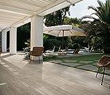 Provenza Q-Stone Grey Rau 45x90 cm 94398SR Fliesen für Haus Badezimmer Küche Ihnen Aussen im Angebot günstiger direkt aus Italien
