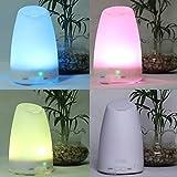 Signstek Aroma Diffusor Luftbefeuchter Ultraschall LED Farbwechsler Purifier