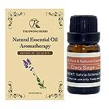 Tkh salvia sclarea olio essenziale puro olio organico naturale chiaro mente meditazione aromaterapia grade