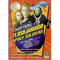 Flash Gordon Space Soldiers: Volume 1 - Episodes 1-4