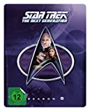 Star Trek: The Next Generation - Season 6 (Steelbook) [Blu-ray] [Limited Collector's Edition] [Limited Edition]