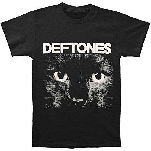 Michaner Walosde Deftones Men's Sphynx T-shirt Black Medium