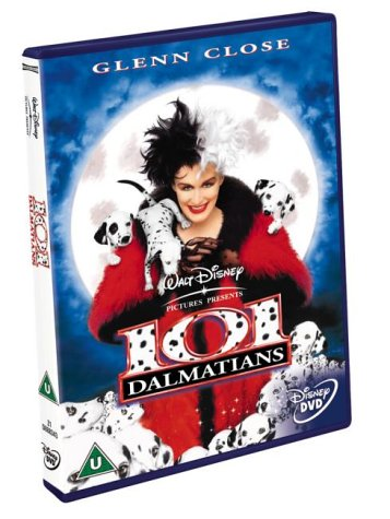 Preisvergleich Produktbild 101 Dalmatians - Live Action [UK Import]