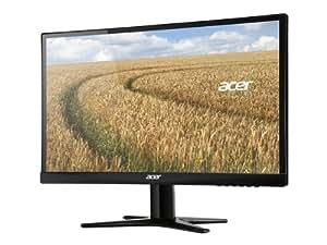Acer G227HQLAbid 54,6 cm (21,5 Zoll) Monitor (VGA, HDMI, DVI, 6ms Reaktionszeit) schwarz