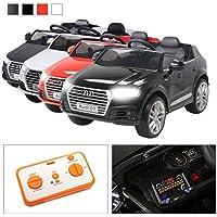 Kinder Elektroauto Audi Q7 2017 Original Lizenz Kinderauto Kinderfahrzeug Elektro Auto Spielzeug Für Kinder