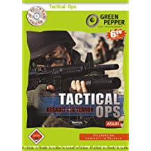 Tactical Ops [Green Pepper]
