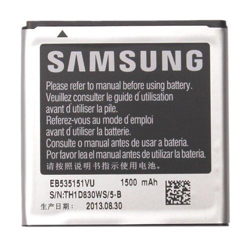 Batteria per Samsung Galaxy S Adv/I9070, Nero