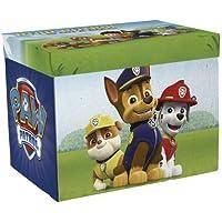 Preisvergleich für 2in1 Aufbewahrungsbox + Spielmatte AUSWAHL Spielzeugkiste Kiste Spielzeugbox Spielebox Toy Box