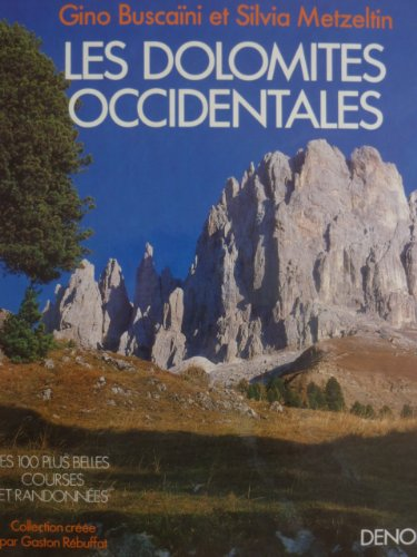 Les dolomites occidentales