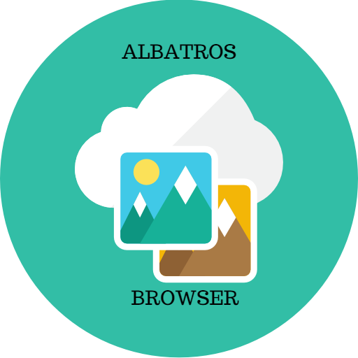 Albatros browser