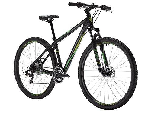 Bicicleta de Montaña Modelo SIERRA de 27.5″ con Suspension y 2 Frenos de Disco montada en Shimano MTB 5374226