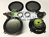 "Phoenix Gold Z5CS 5"" 13cm 2-Way Car Component Door Speaker Z Series 35w RMS"