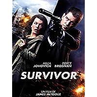 survivor DVD Italian Import by emma thompson