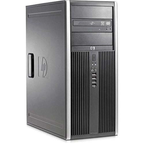HP 8300 Tower - i5-3470 CPU - 4GB RAM - 250GB HDD - Windows 10 Pro - DVD-RW - Free Wireless Dongle! (Certified Refurbished) (Refurbished Hp Tower)