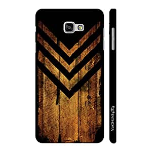 Enthopia Designer Hardshell Case Woody Chevy Back Cover for Samsung Galaxy A7 (2017)