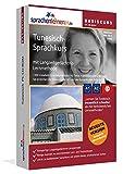 Tunesisch-Basiskurs mit Langzeitgedächtnis-Lernmethode von Sprachenlernen24: Lernstufen A1 + A2. Tunesisch lernen für Anfänger. Sprachkurs PC CD-ROM für Windows 10,8,7,Vista,XP / Linux / Mac OS X