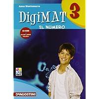 Digimat. Con espansione online. Per la Scuola media. Con CD-ROM: DIGIMAT 3 ALG+GEOM+INV +CD
