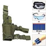 Kids Adjustable Tactical Leg Holster Kit