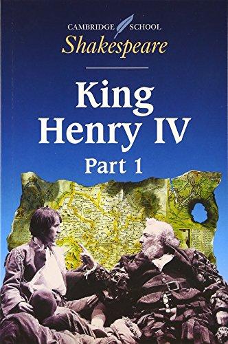 King Henry IV, Part 1 (Cambridge School Shakespeare)