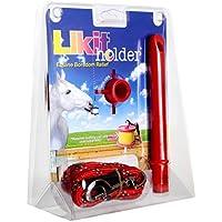 Likit Holder (solo se suministra soporte), color rojo N/A