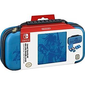 ASL Tasche Switch Travel Case Zelda NNS42 Offiziell lizenziert blau