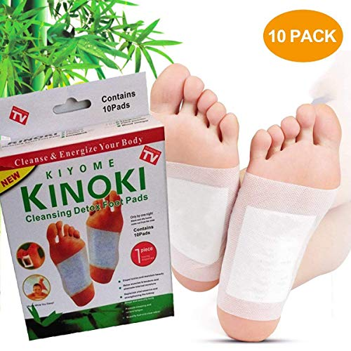 Detox Pads Reasonable 30 Pcs Dotox Therapy Foot Patch Pad Care Heal Herbal Wellness_au Keep You Fit All The Time
