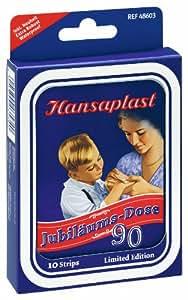 Hansaplast Jubiläums Box Pflaster, 5er Pack (5 x 10 Stück)
