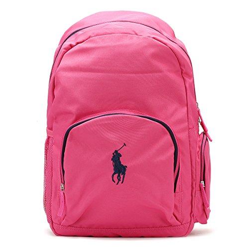 Ralph Lauren Baja Rosa / Marine Campus Backpack (Ralph Lauren Rucksack)
